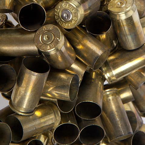 Previously Fired Bulk 45 Auto Brass Casings