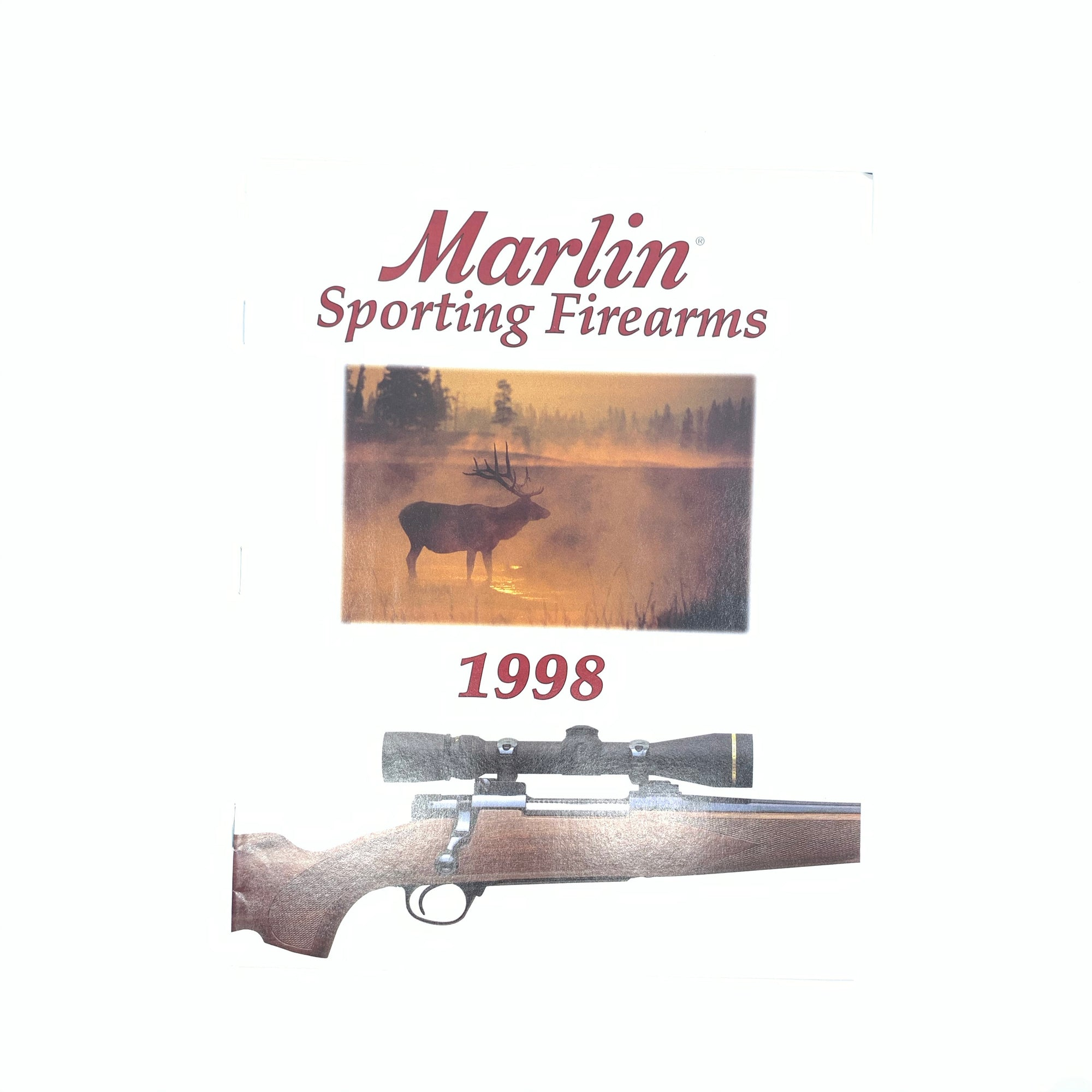 Marlin 1998 Sporting Firearms Catalogue