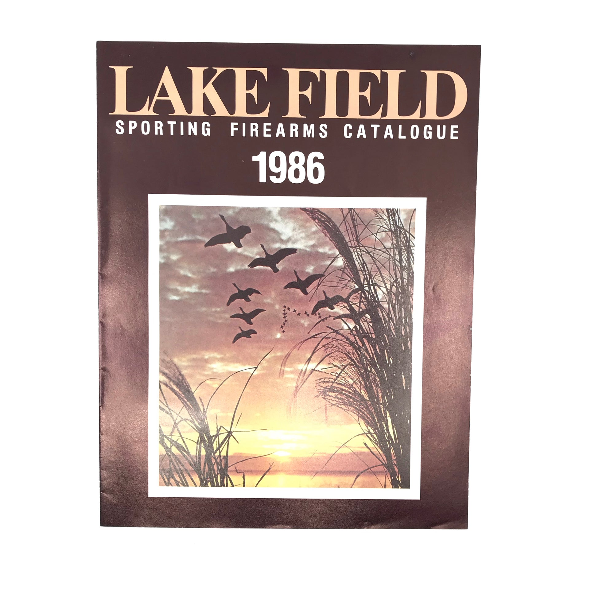 Lakefield Sporting Firearms Catalogue 1986