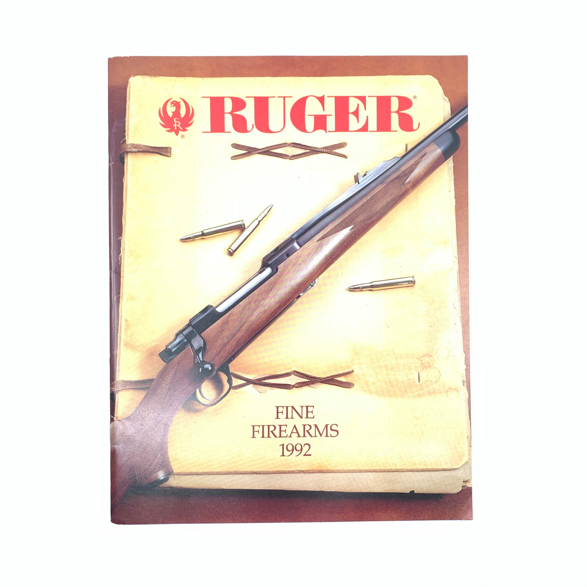 Ruger Fine Firearms Catalogue 1992