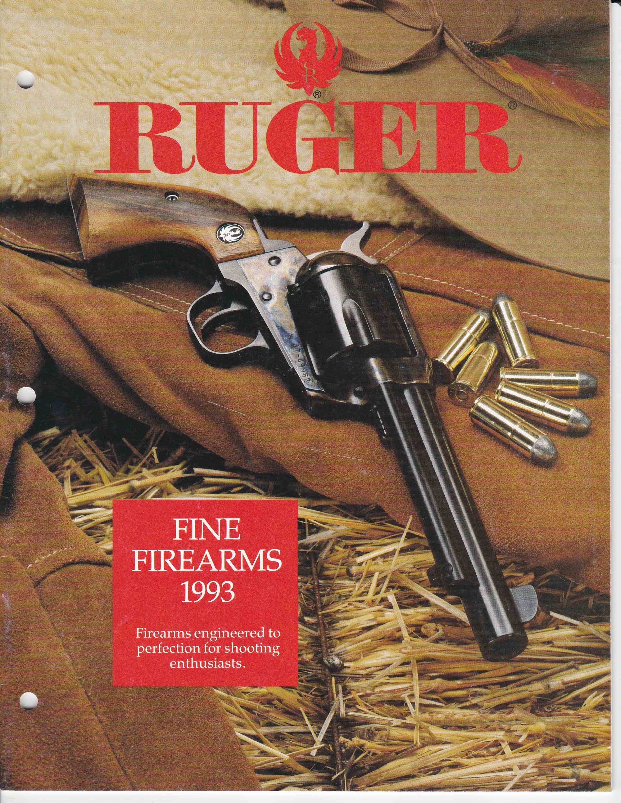 Ruger Catalogue 1993