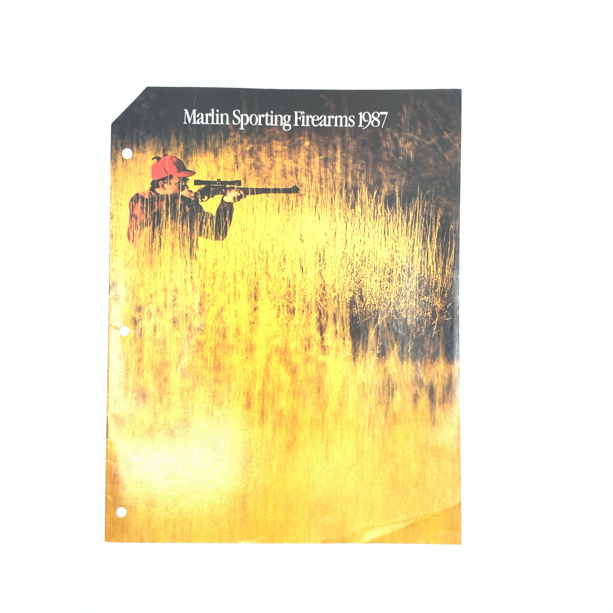 Marlin 1987 Sporting Firearms Catalogue