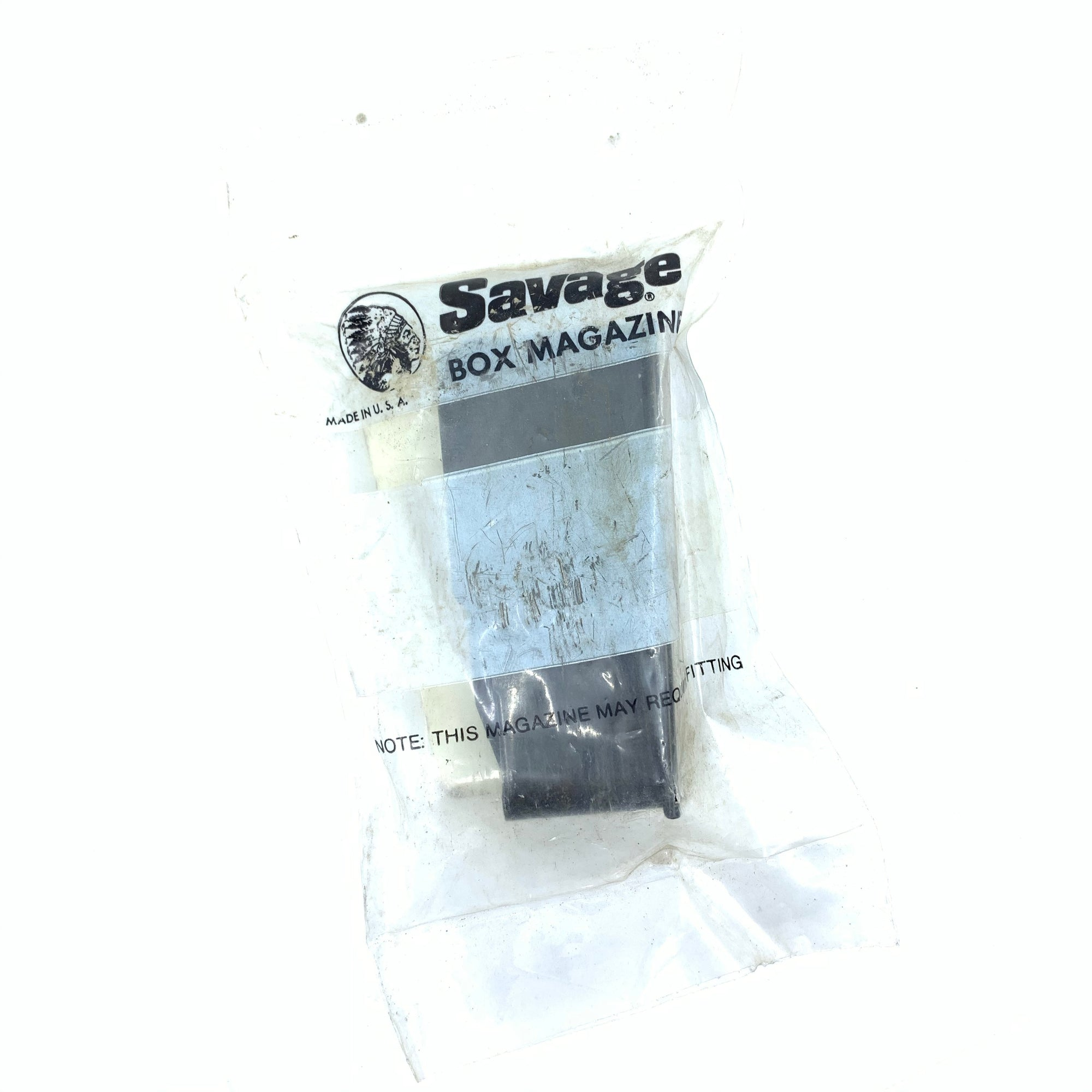 Savage 103208 Blued Magazine for 25-06 270 - 30-06 For Mod 110 111 116