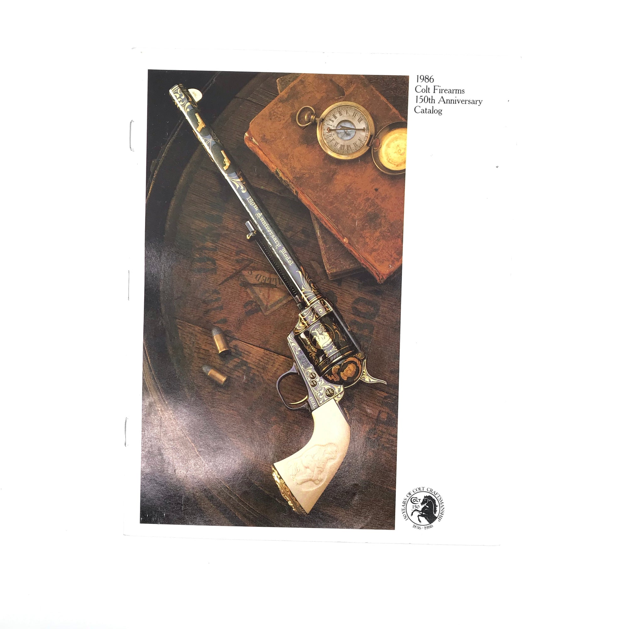 1986 Colt Firearms 150th Anniversary Catalogue
