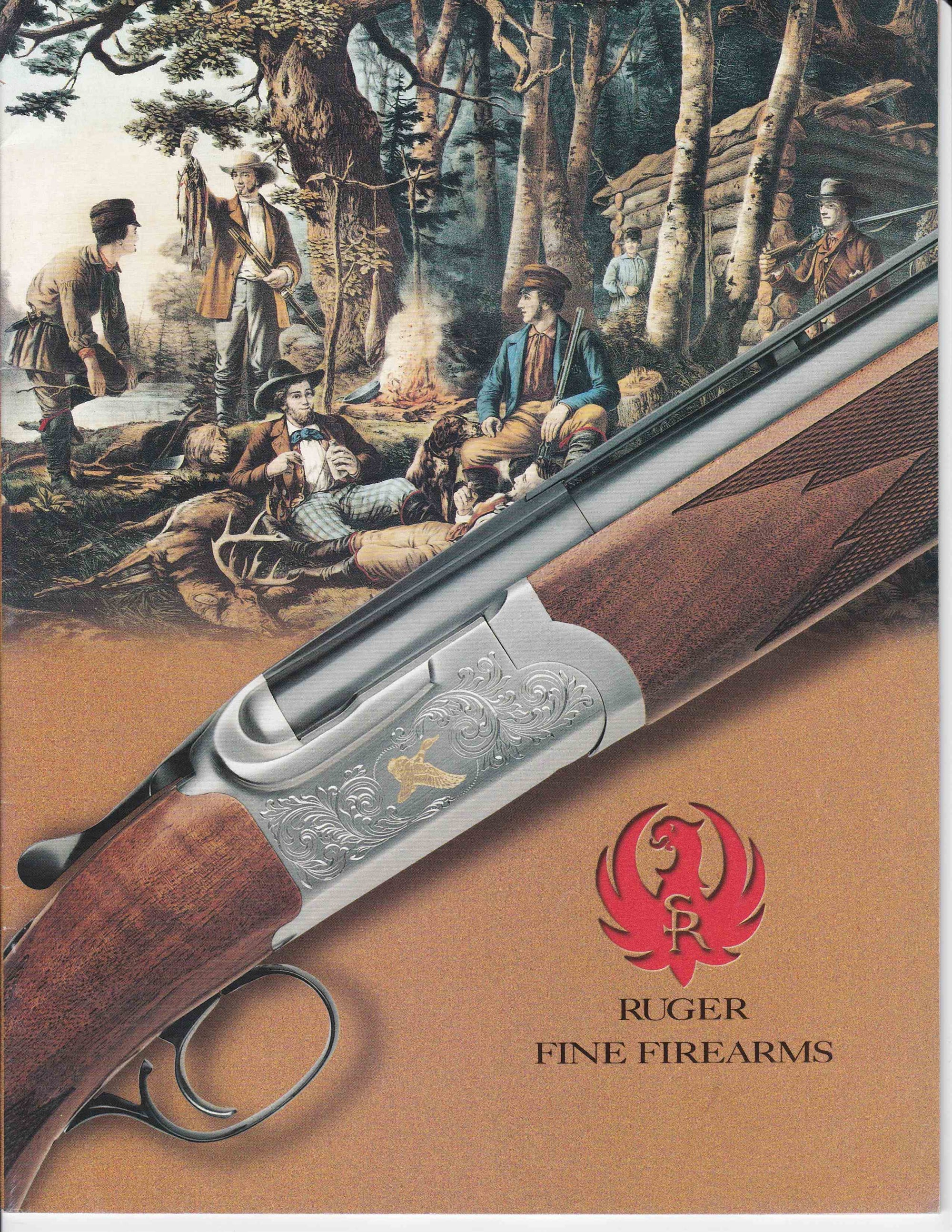 Ruger Catalogue 2000