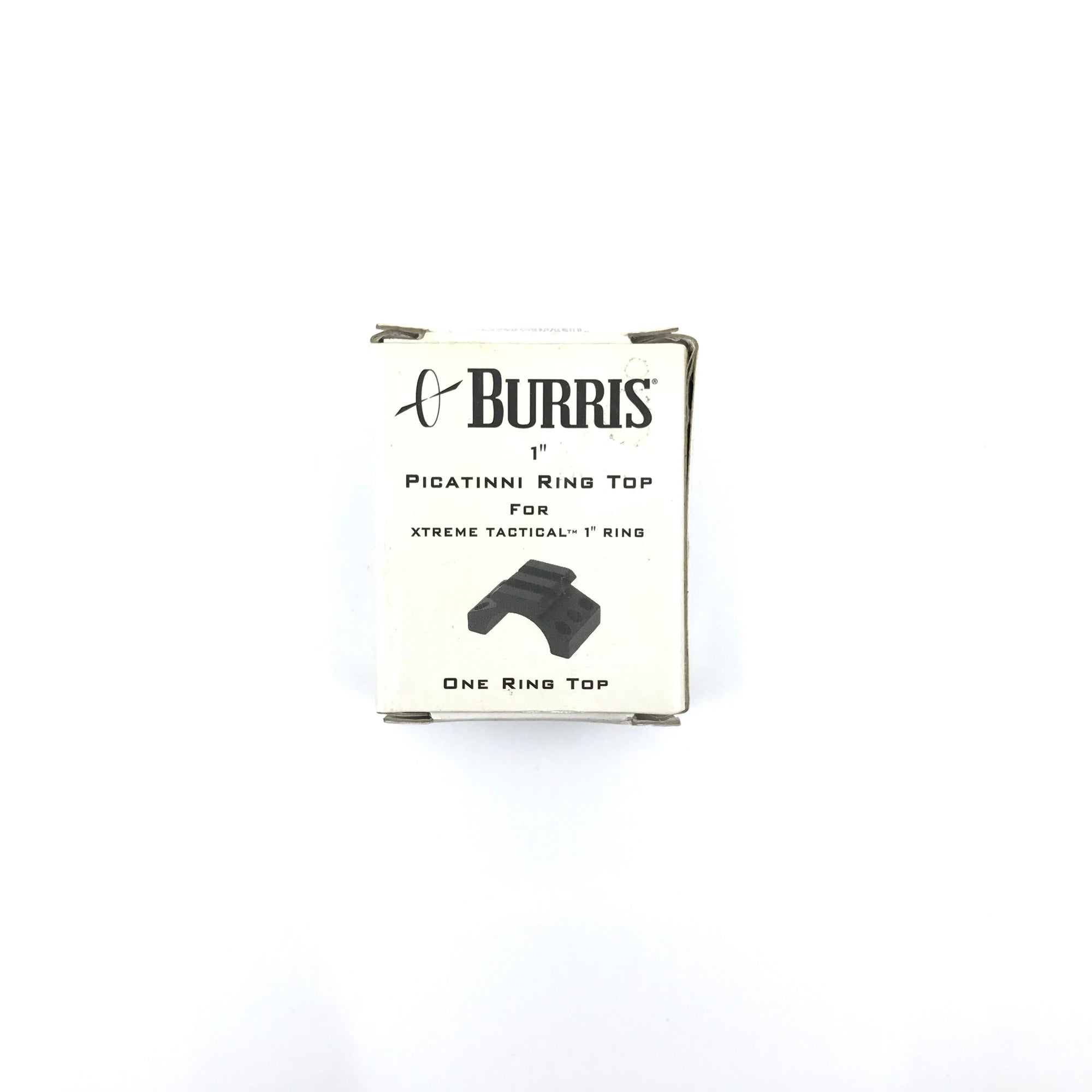 "Burris 420189 Picatinni Ring Top For Xtreme Tactical 1"" Ring"