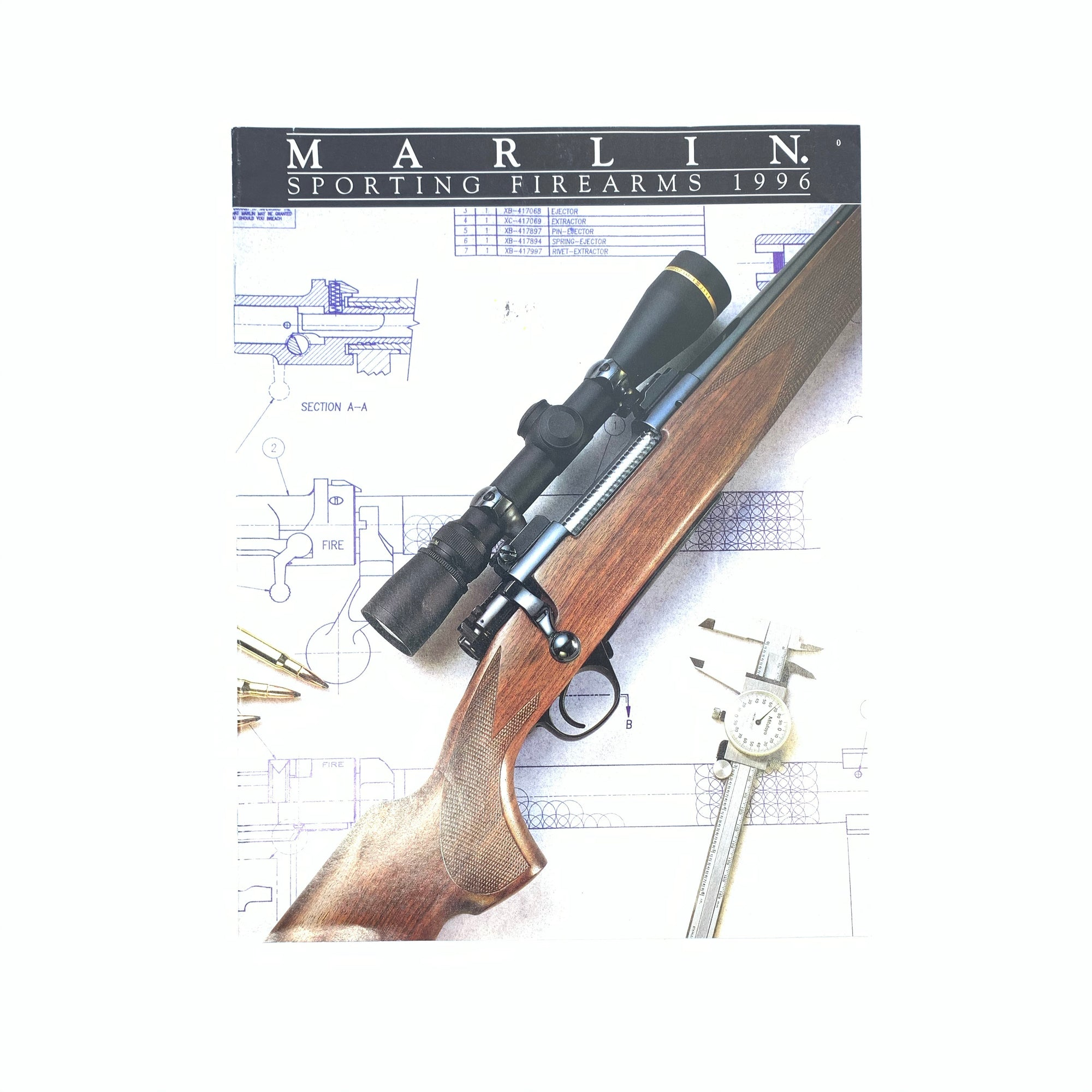 Marlin 1996 Sporting Firearms Catalogue