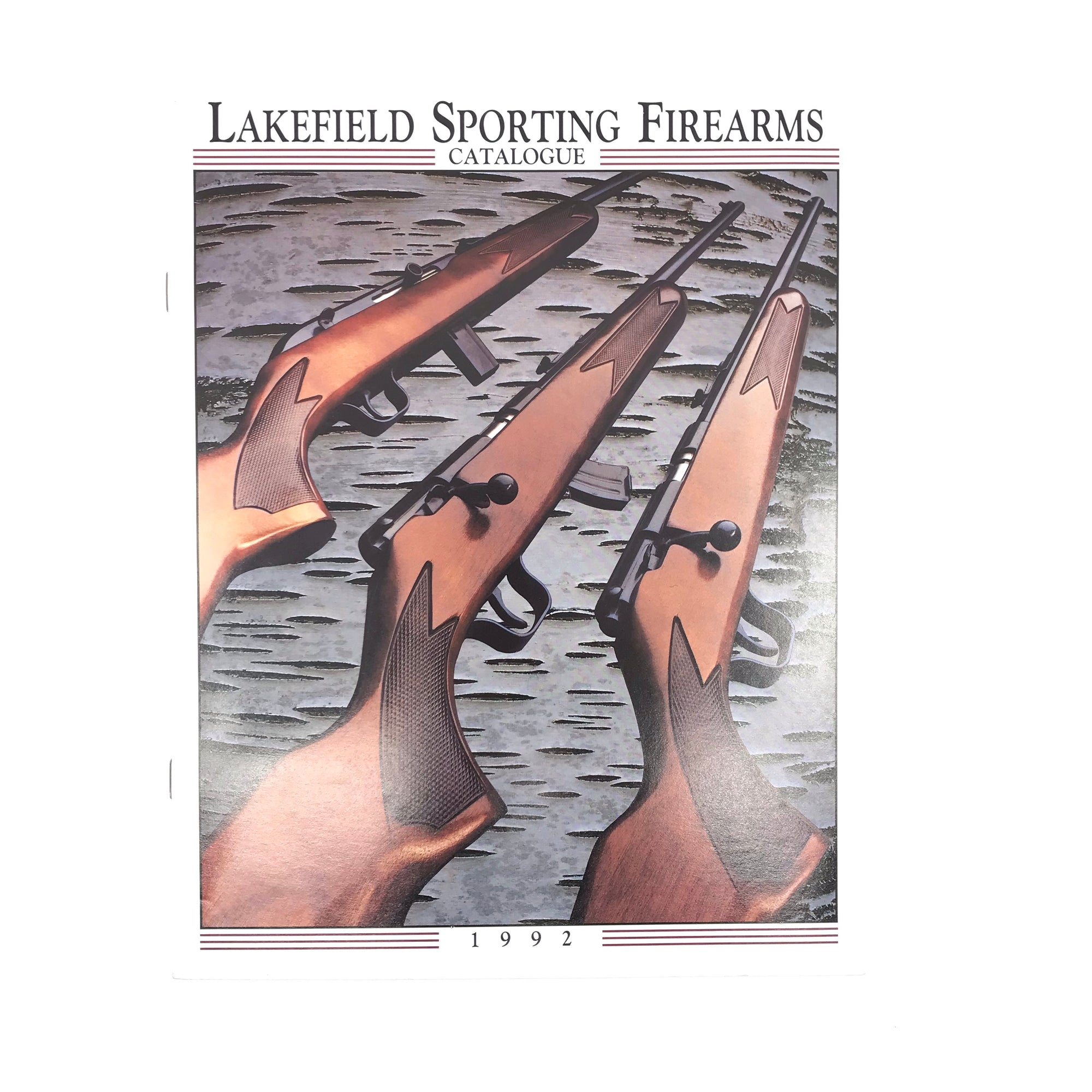 Lakefield Sporting Firearms Catalogue 1992