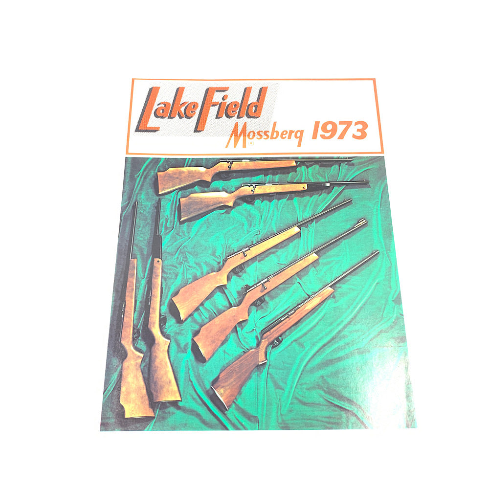 Lakefield Mossberg 1973 Catalog