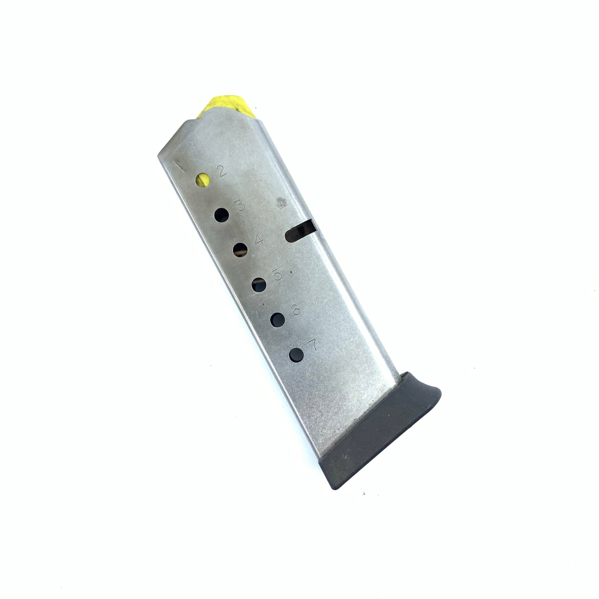 Smith & Wesson Mod 4516-1 45Acp 7 Shot Magazine with Yellow Follower