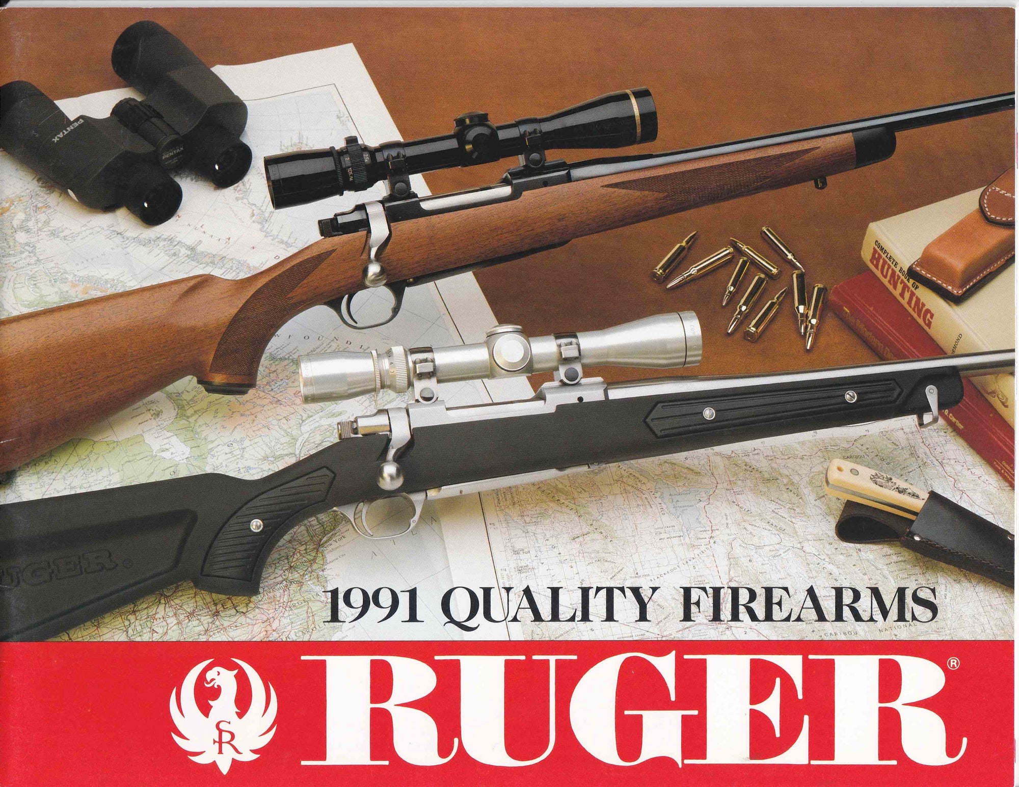 Ruger Catalogue 1991