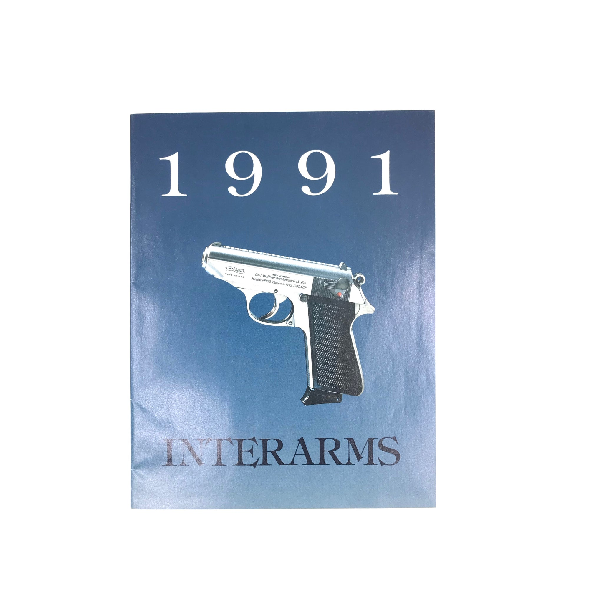 Interarms 1991 Catalogue Smaller