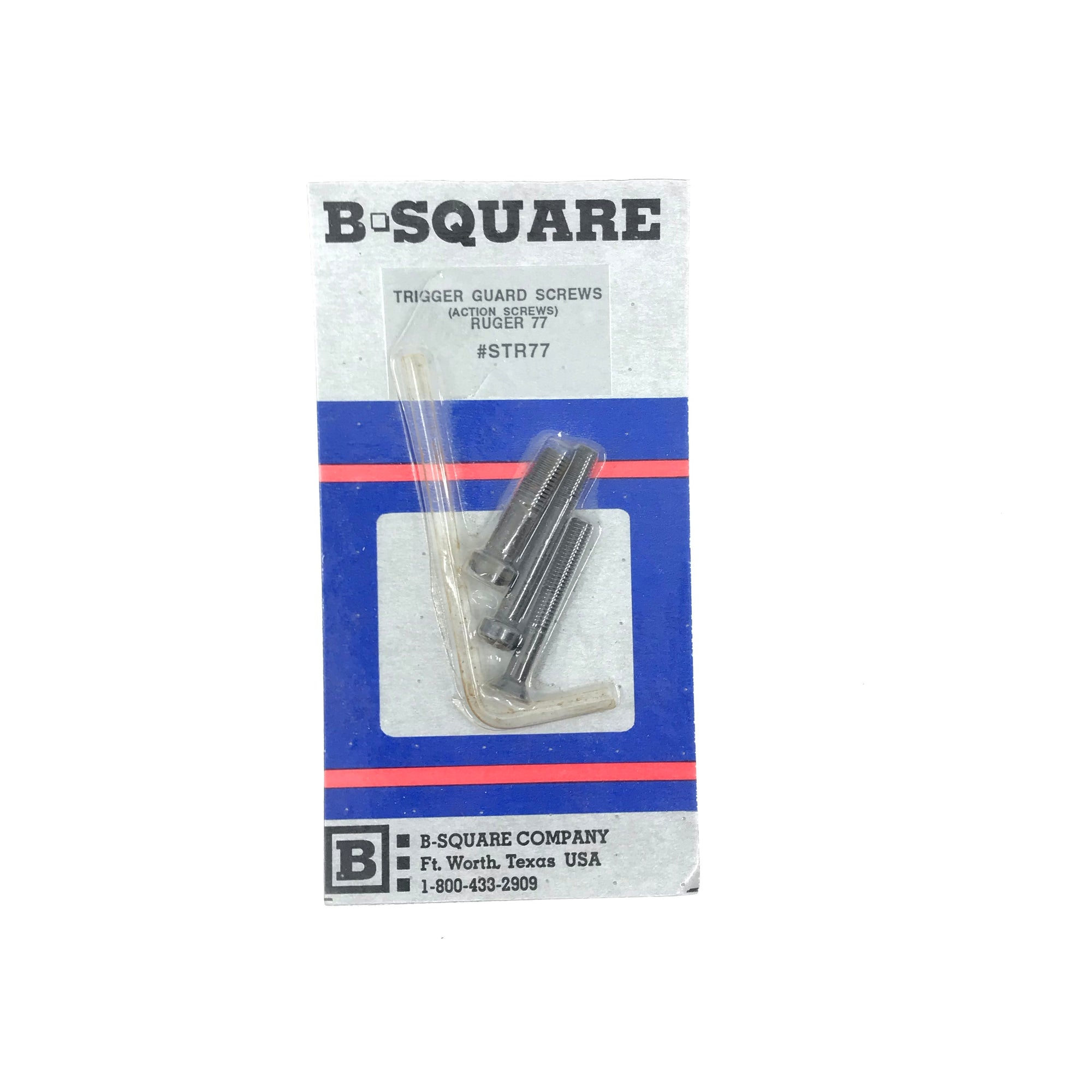 B-Square STR77 Trigger Guard Action Screws For Ruger 77 Rifle
