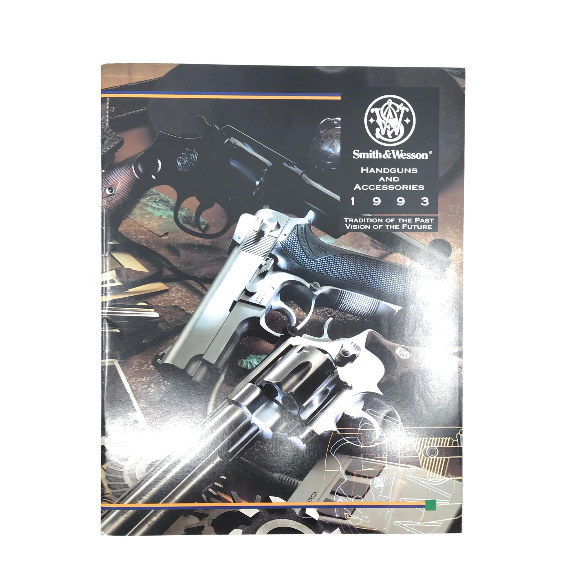 1993 Smith & Wesson Handguns & Accessories Catalogue
