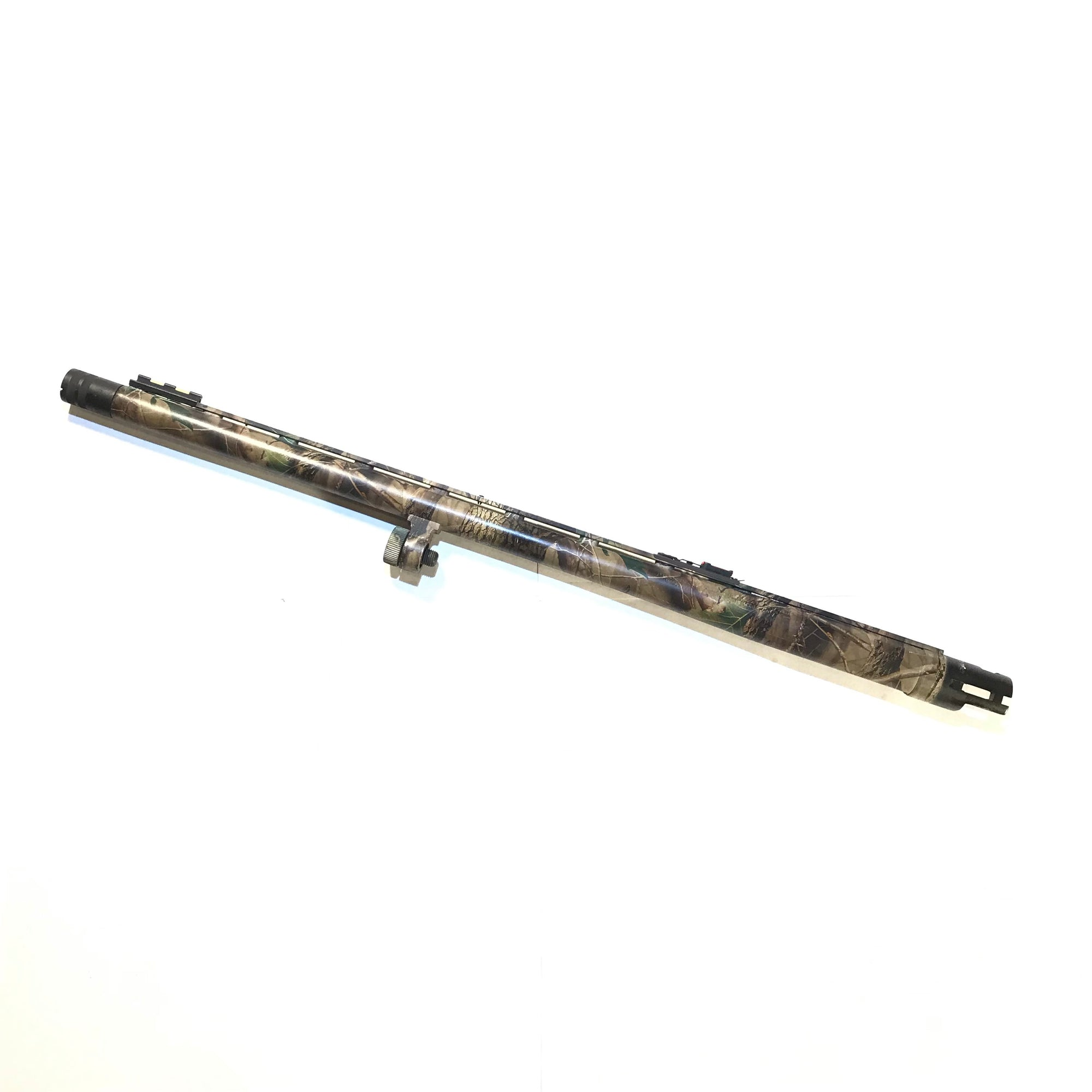 "Mossberg Model 535 12GA 3-1/2"" Accu Choke 22"" VR Camo Barrel only with Sights & Turkey Choke"