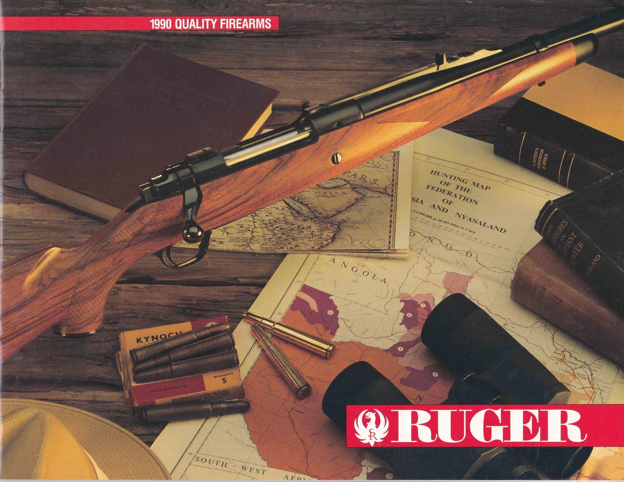 Ruger Catalogue 1990