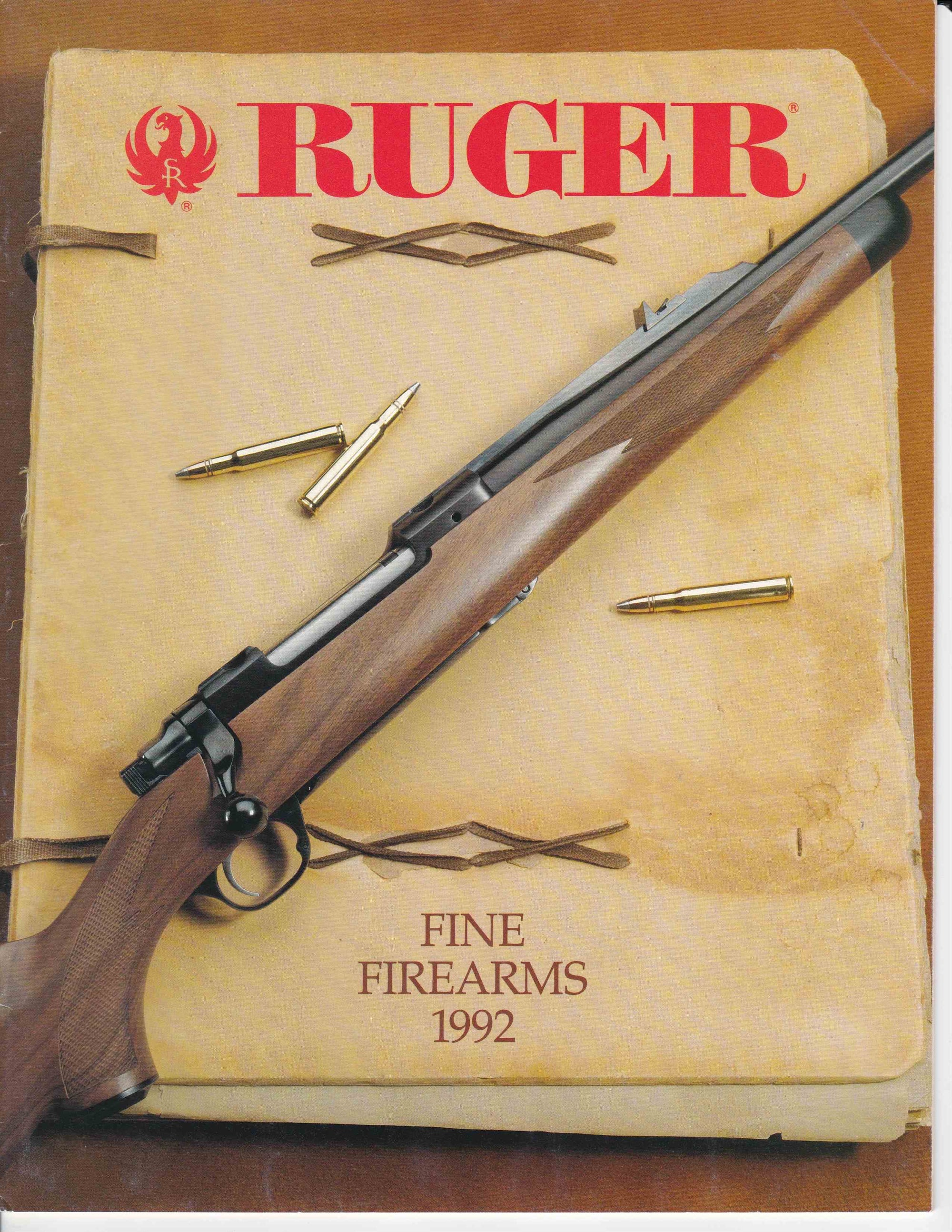 Ruger Catalogue 1992