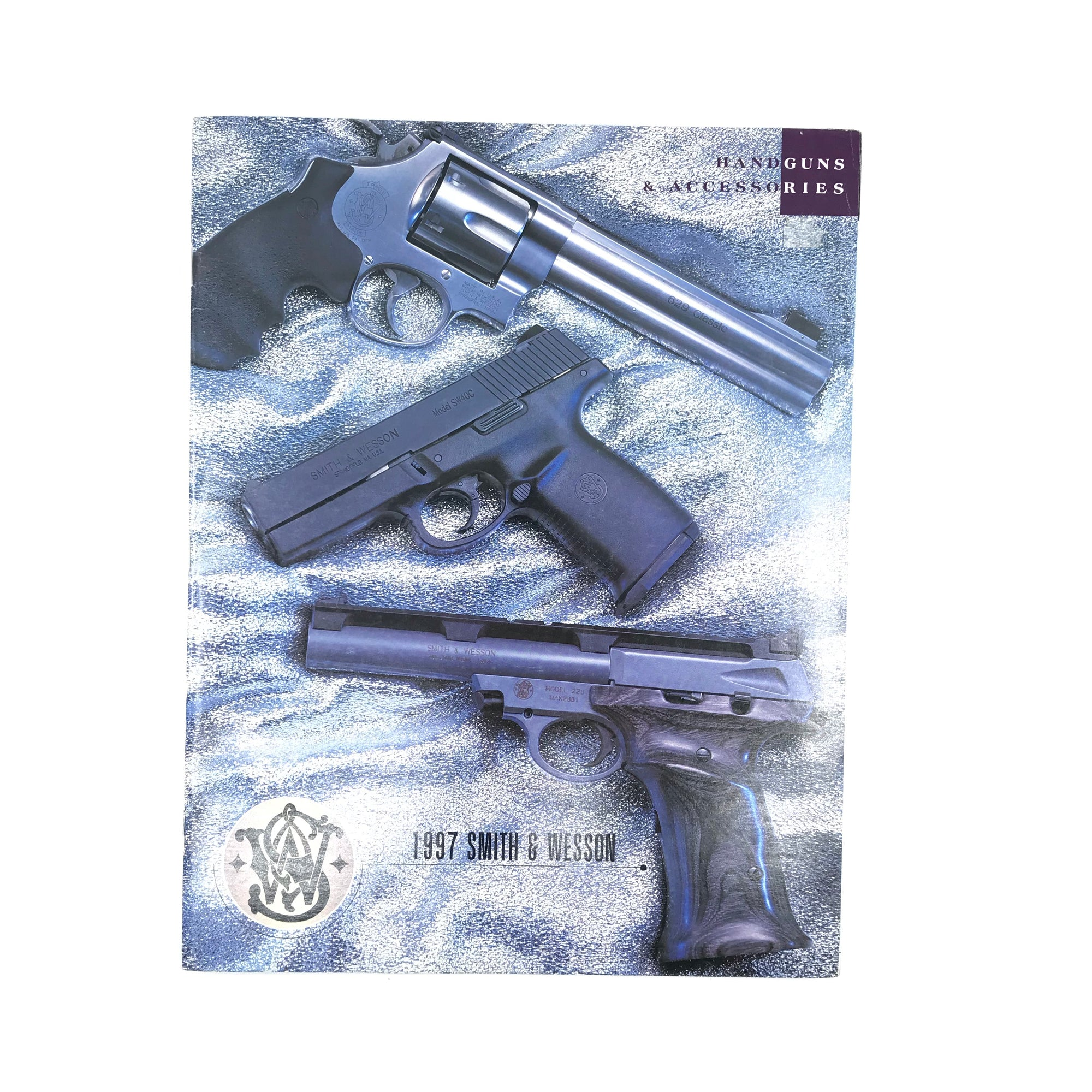 1997 Smith & Wesson Handguns & Accessories Catalogue