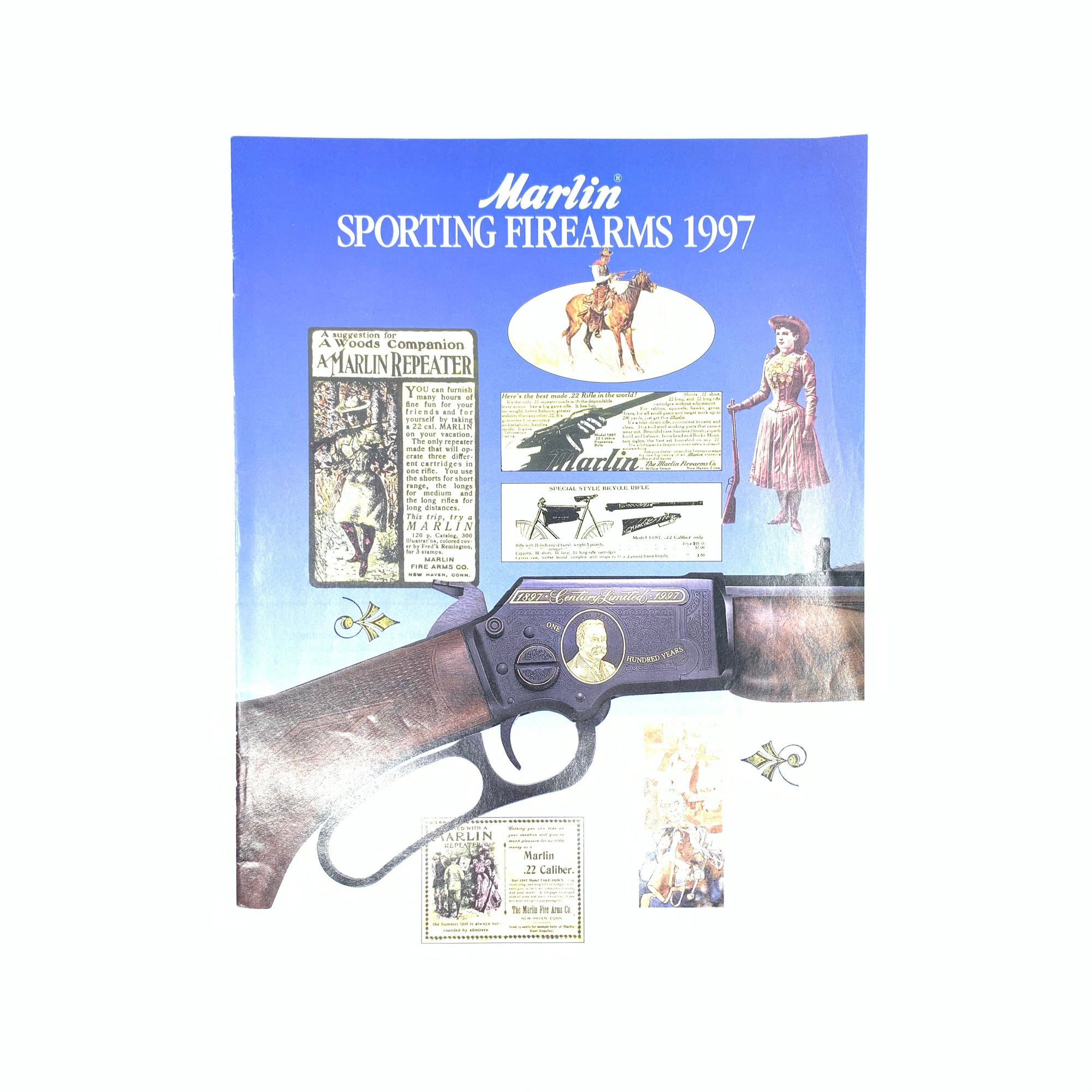 Marlin 1997 Sporting Firearms Catalogue
