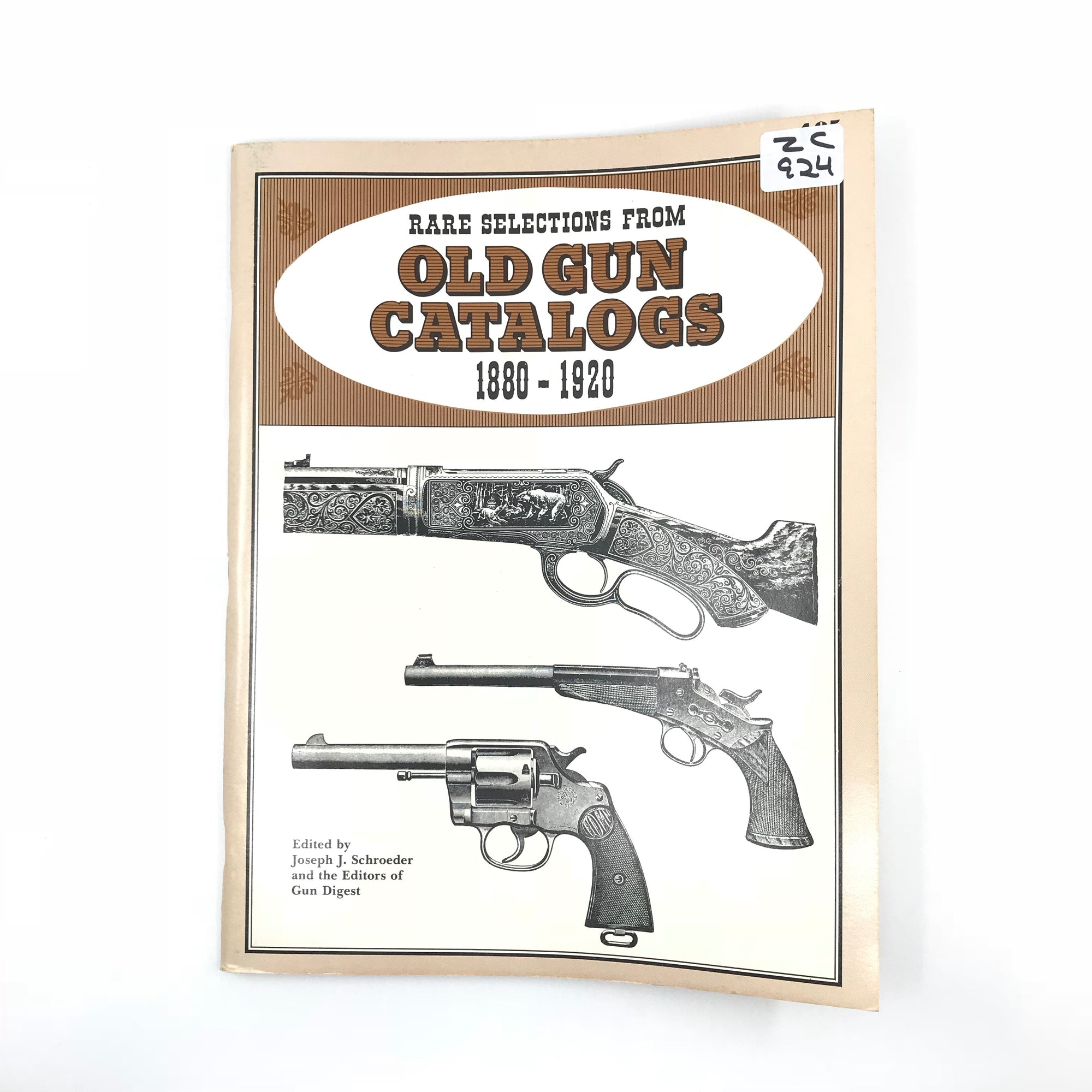 Rare Selection from Old Gun Catalogues