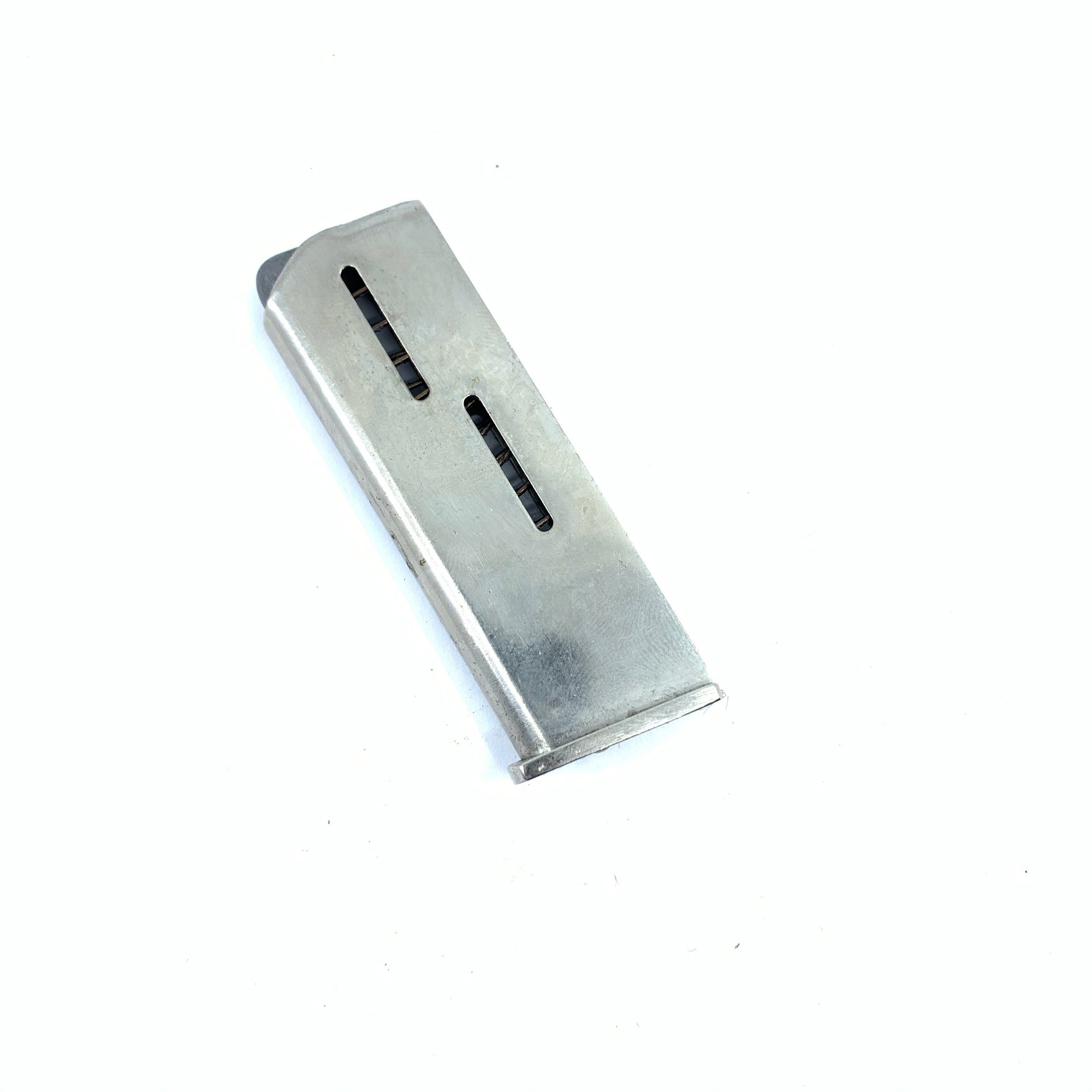 Colt 1908 Vest Pocket 25ACP Chrome Magazine