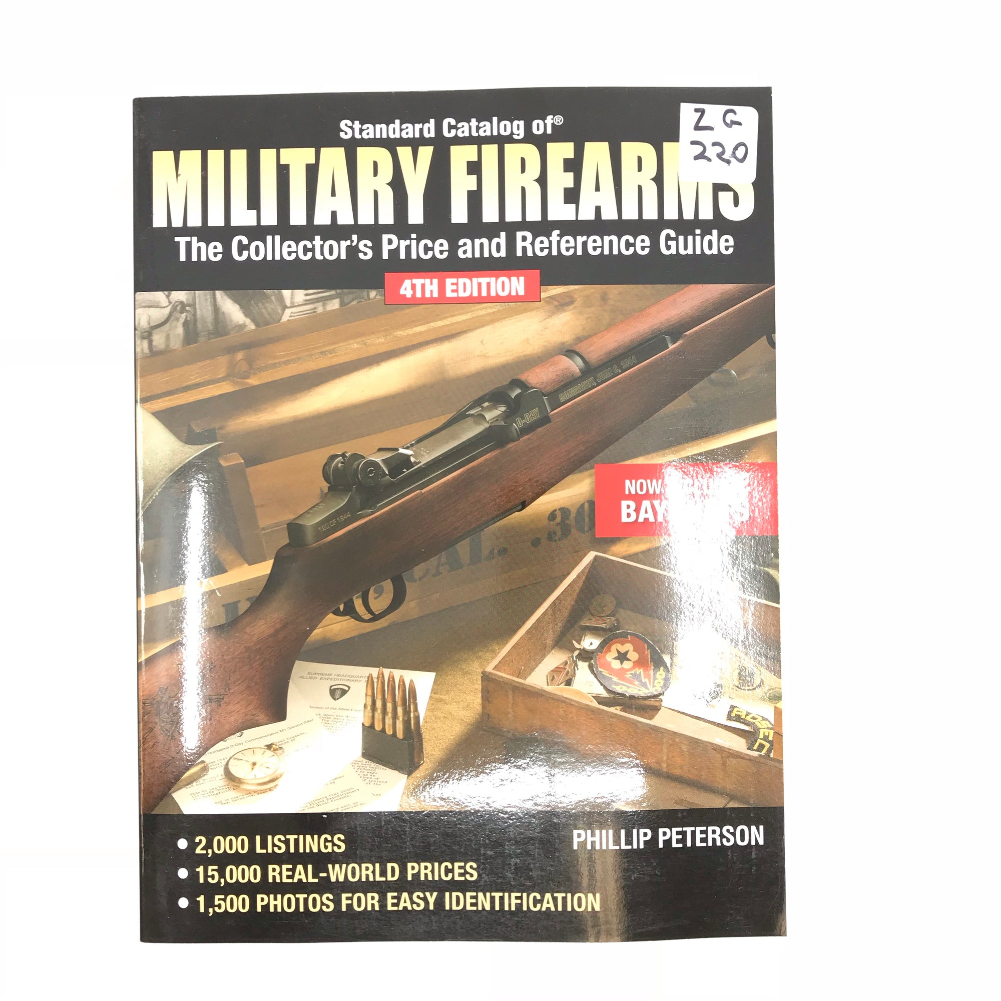 Standard Catalog of Military Firearms 4th ed