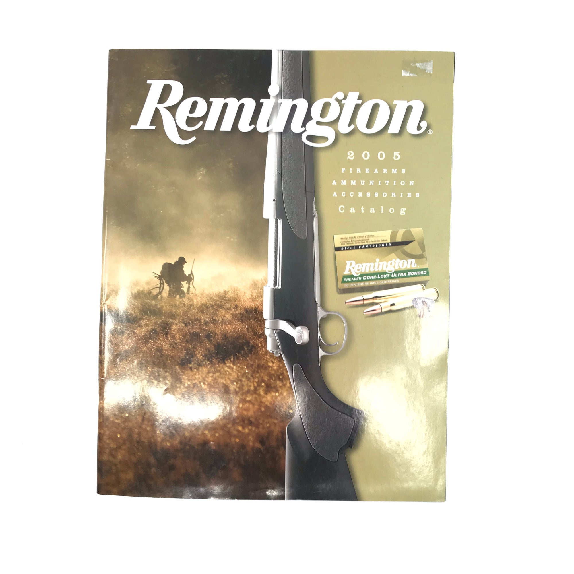 2005 Remington Firearms Ammunition Accessories Catalogue