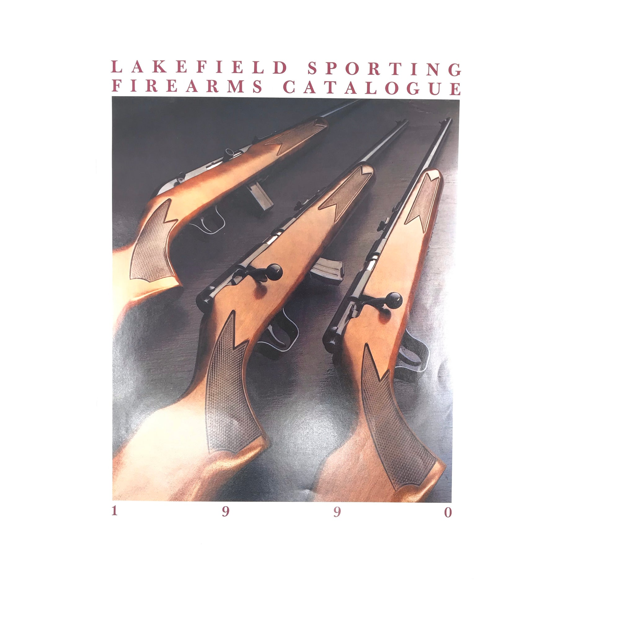 Lakefield Sporting Firearms Catalogue 1990