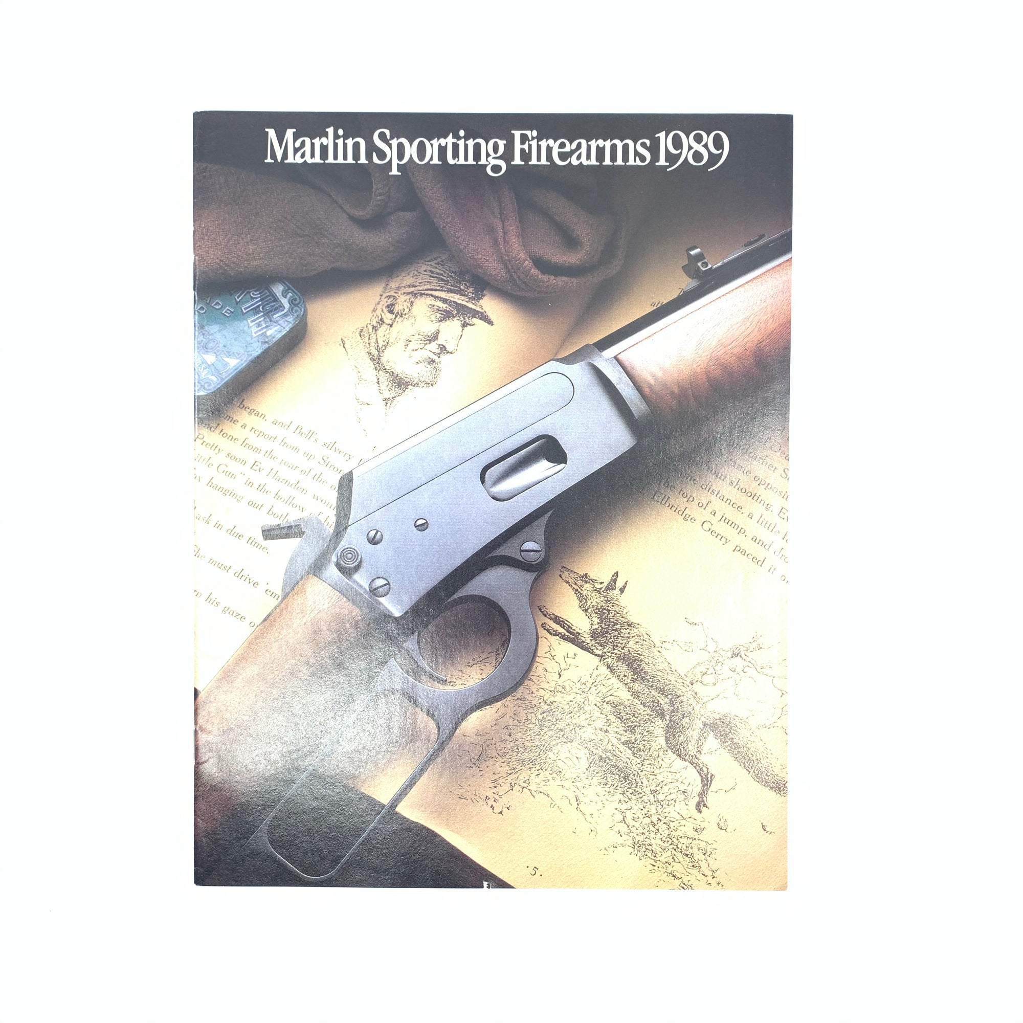 Marlin 1989 Sporting Firearms Catalogue