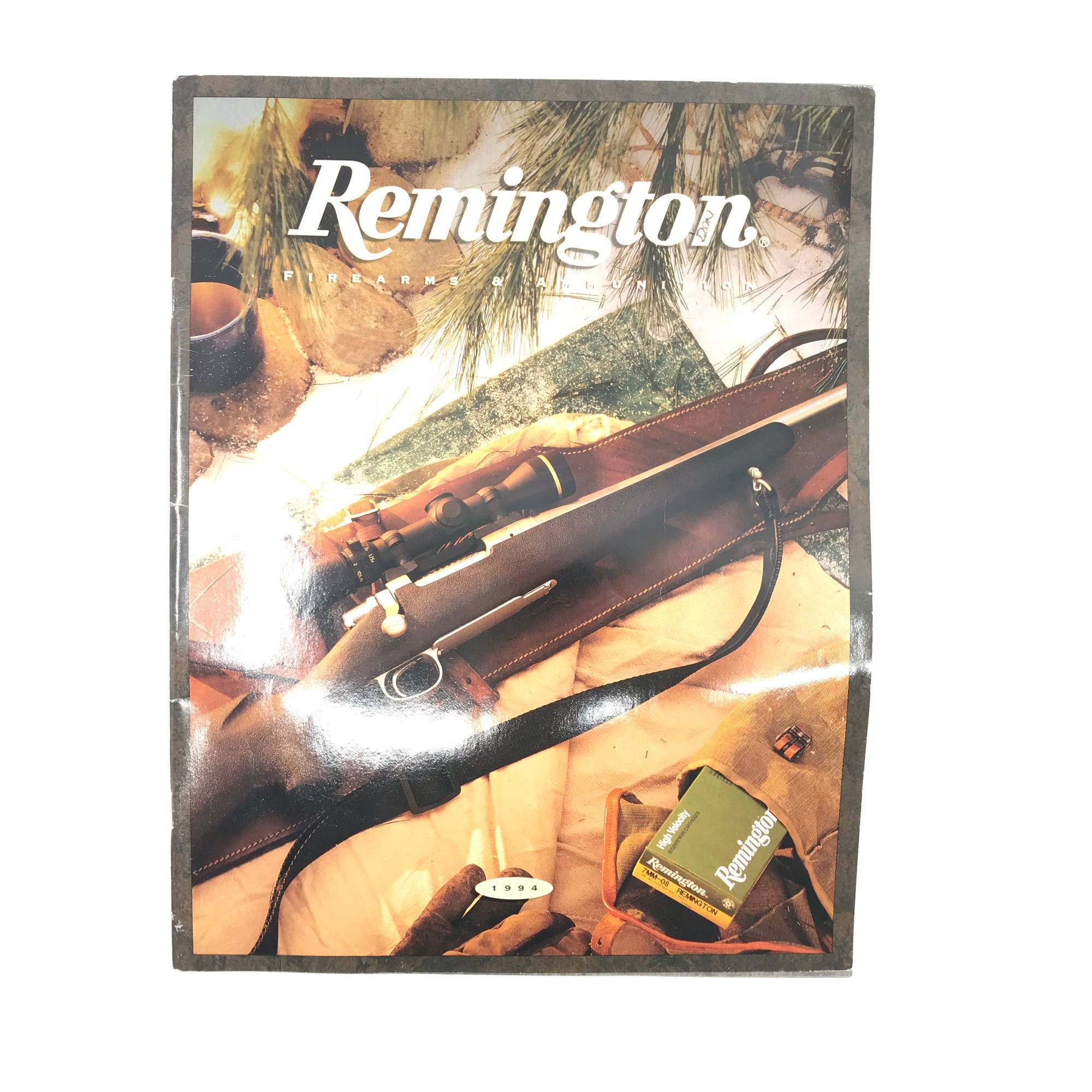 1994 Remington Firearms & Ammunition Catalogue