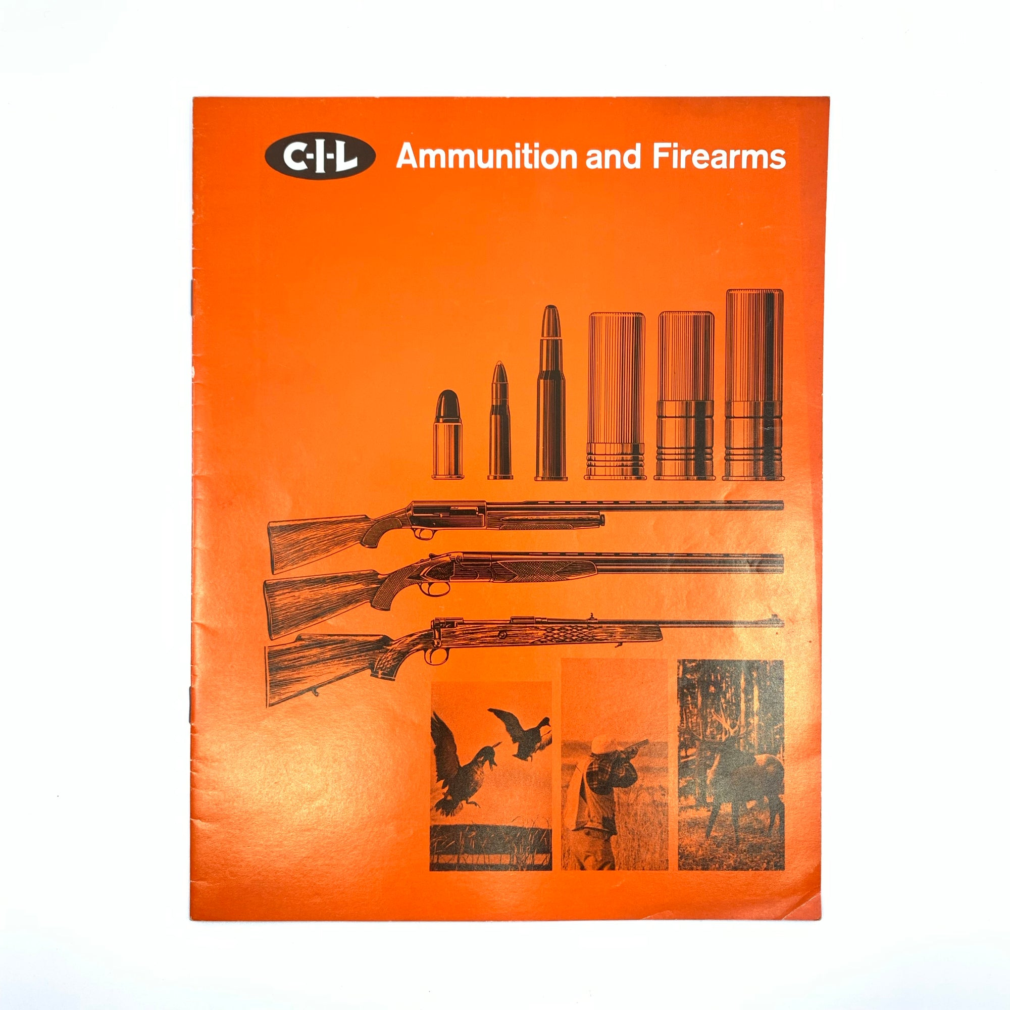 CIL Ammunition and Firearms 1968 SB 12 pages and Price List
