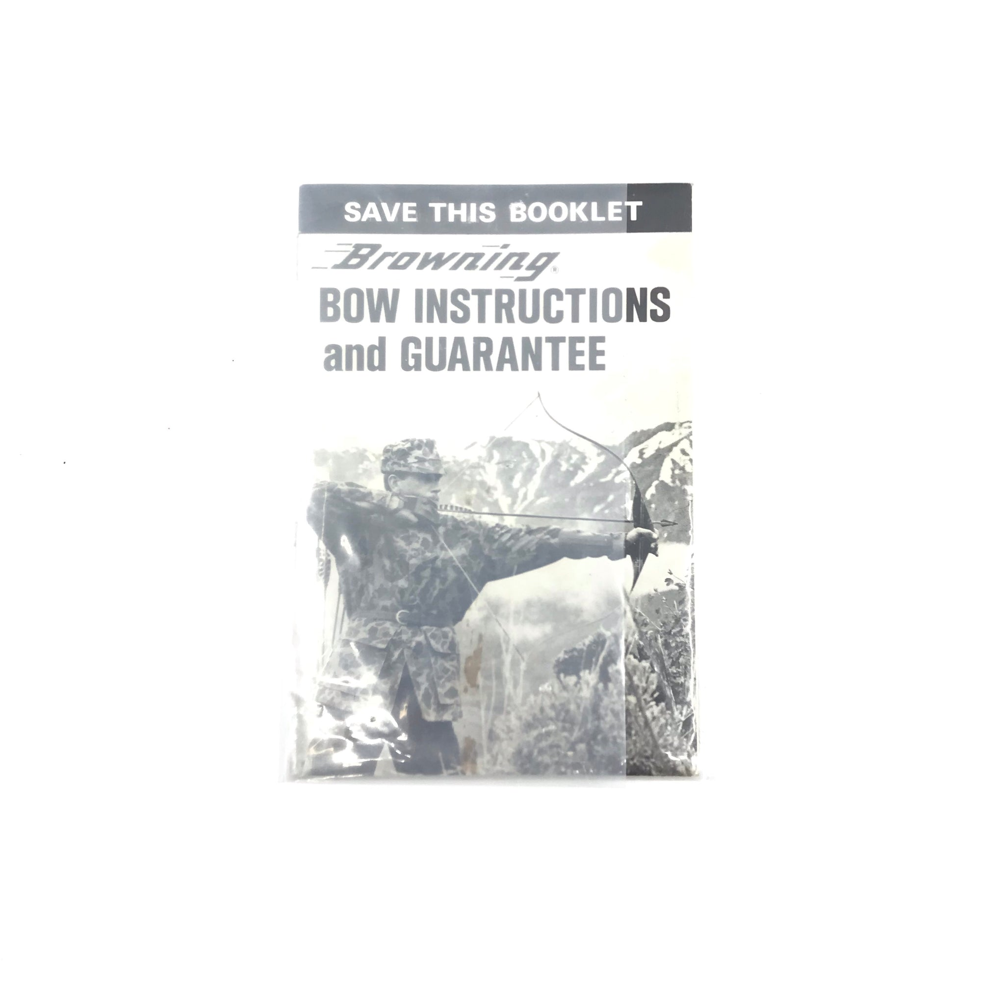 Browning Bow Instructions