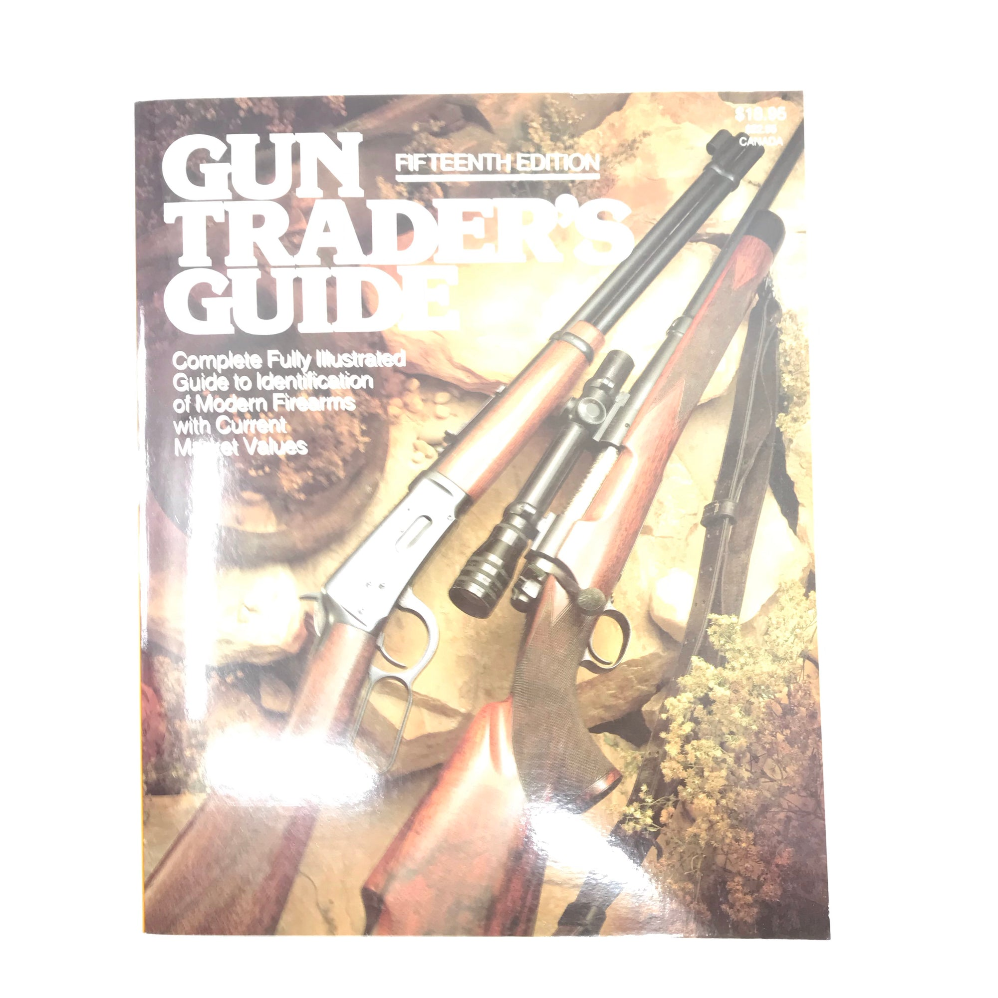 Gun Traders Guide 15th P. Wahl S.B. 525 Pgs