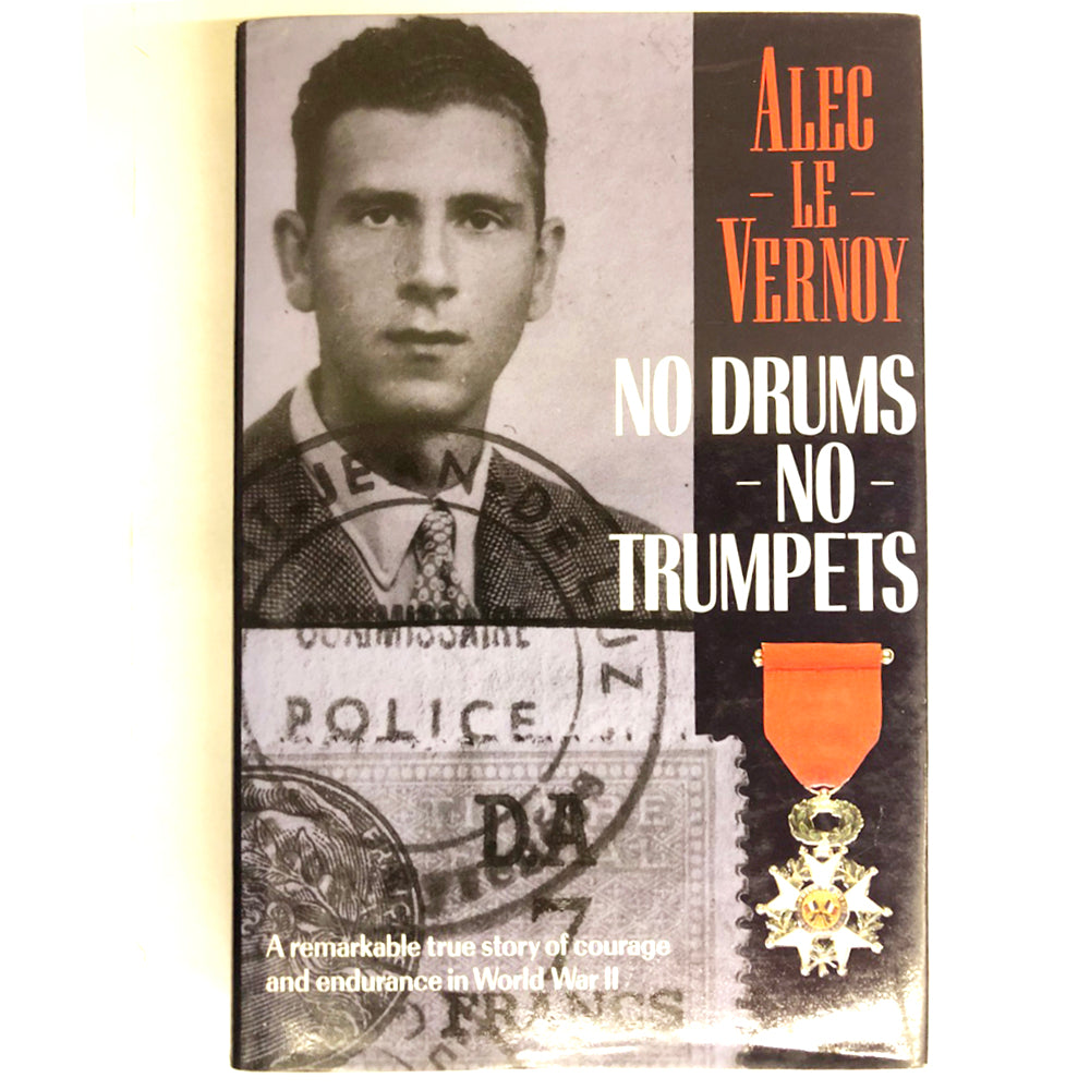 No Drums No Trumpets 1st Ed.