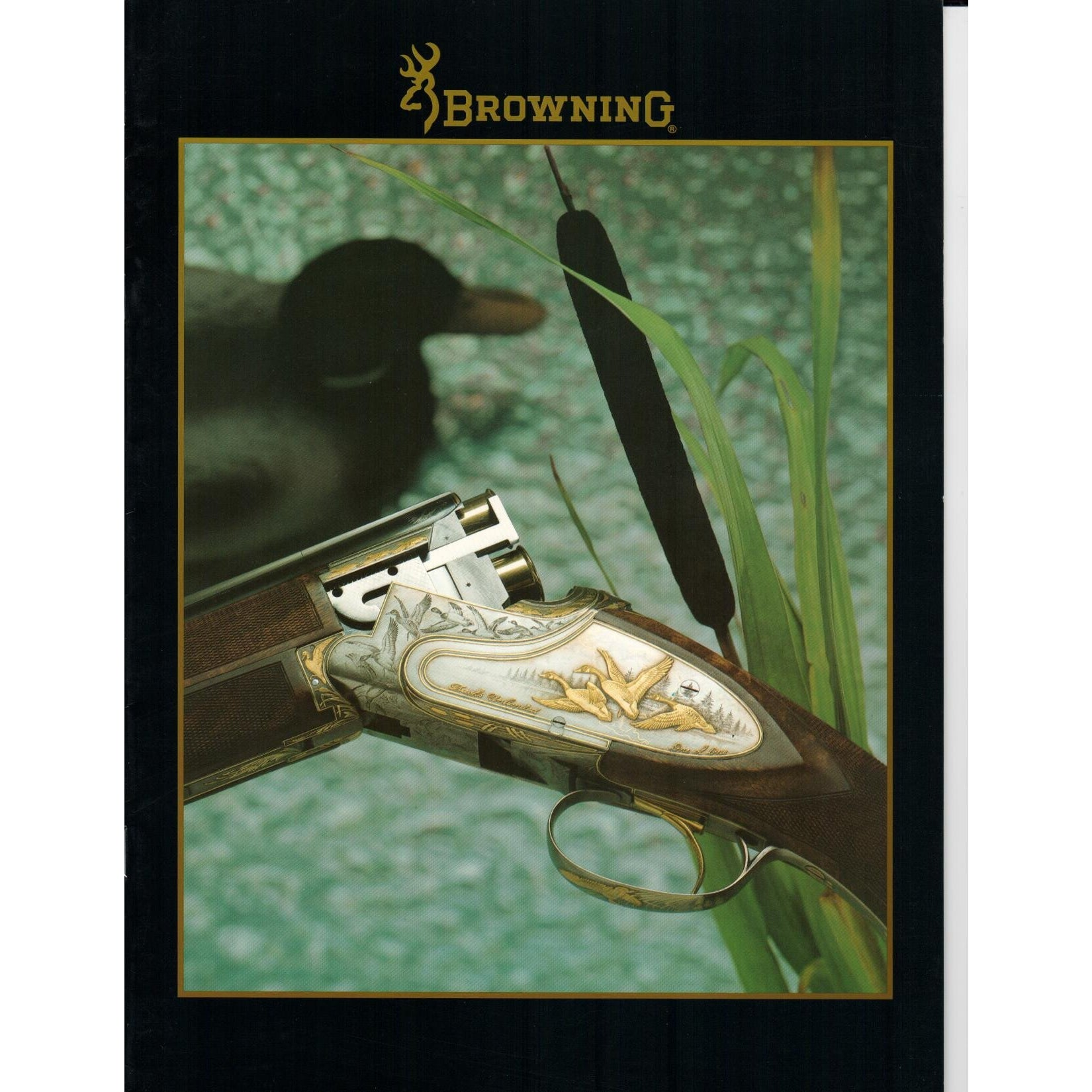 Browning (Copyright Feb. 1989),Catalogues & Brochures- Canada Brass