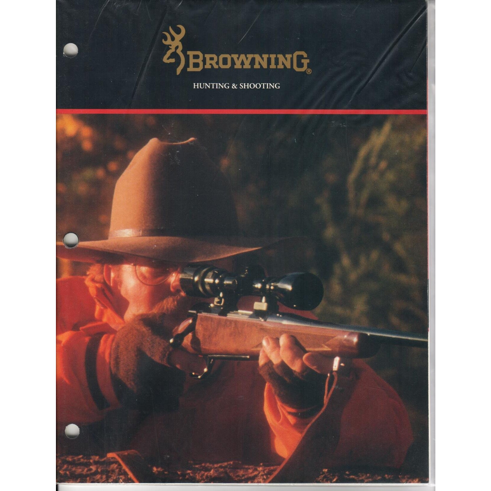 Browning Hunting & Shooting,Catalogues & Brochures- Canada Brass