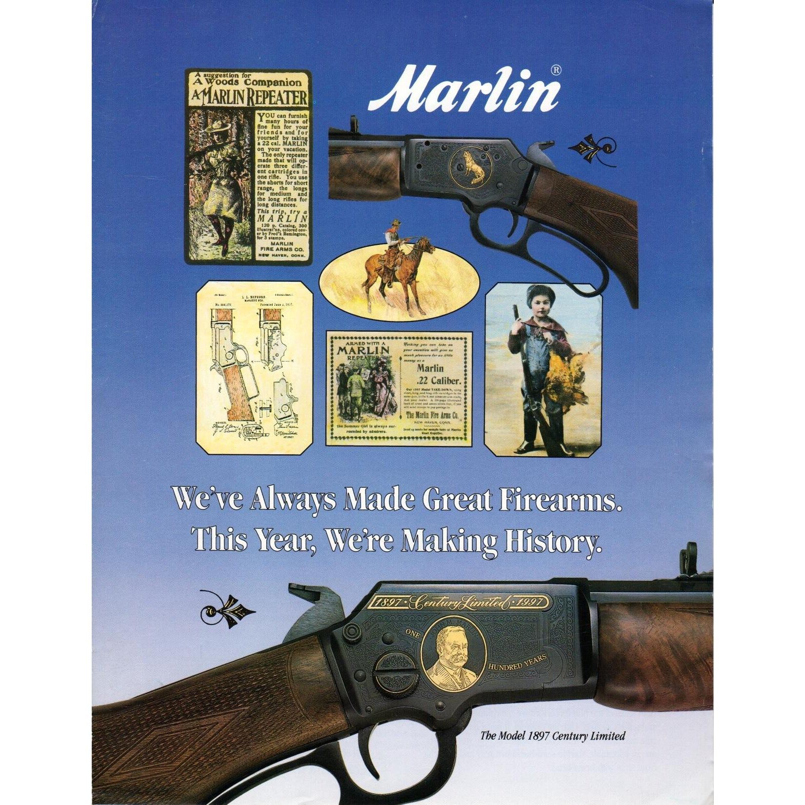 Marlin 1997,Catalogues & Brochures- Canada Brass