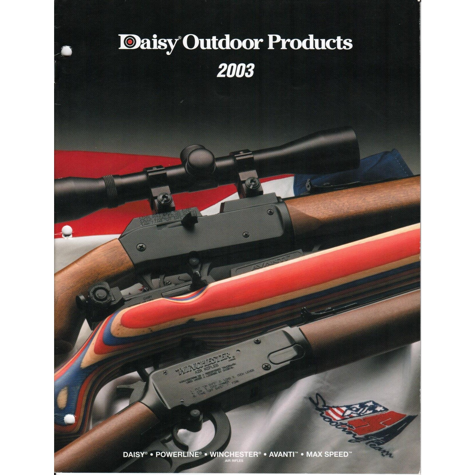 Daisy Outdoor Products 2003,Catalogues & Brochures- Canada Brass