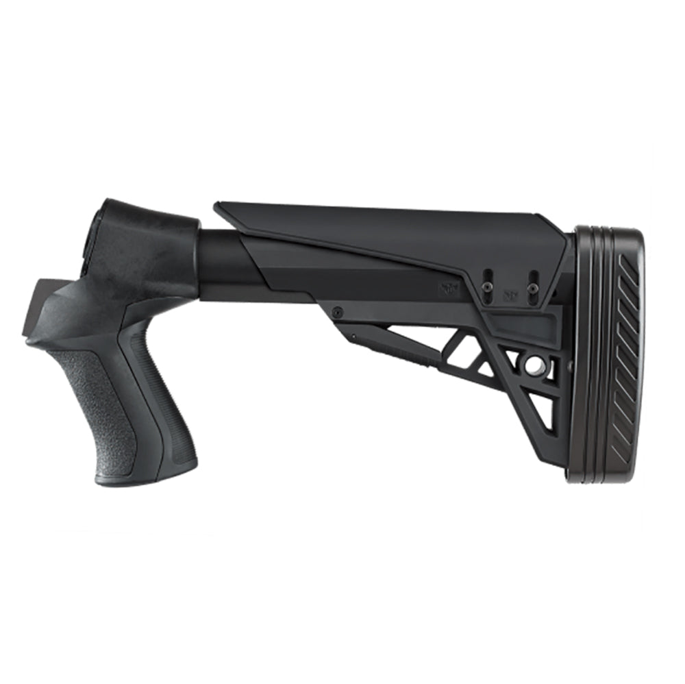 ATI Adjustable Tactical Shotgun Stock for 12ga with Scorpion Recoil System