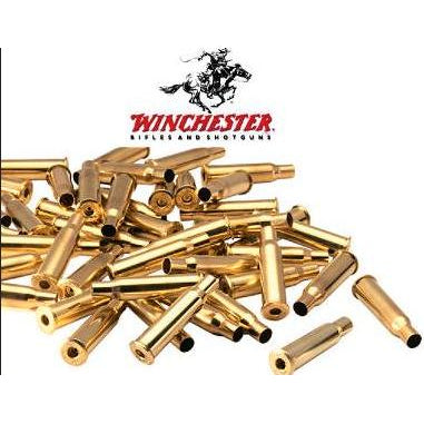 Winchester New Unprimed Brass,Unprimed Brass- Canada Brass