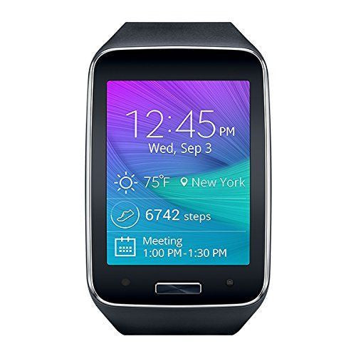 Samsung Gear S Smart watch SM-R750, Black 4GB