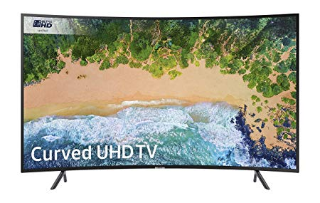 Samsung UE65NU7300 65'' Smart 4k Ultra HD HDR Curved LED TV