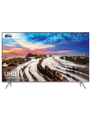 Samsung UE65MU7000 65 inch 1000 4K Ultra HD Smart TV with TVPlus/Freesat HD.