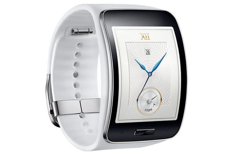 Samsung Gear S Smart watch SM-R750, White 4GB