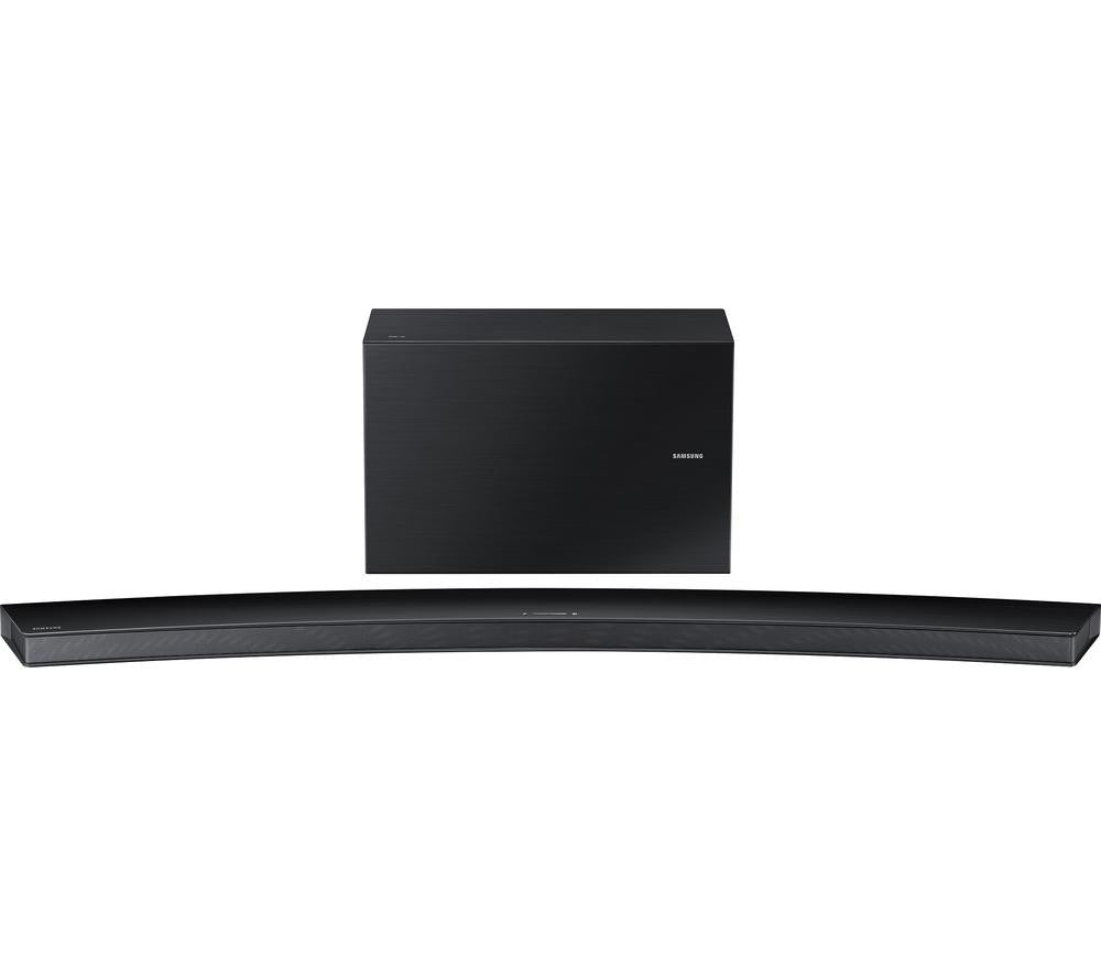 SAMSUNG HW-J8500 9.1 Wireless Curved Sound Bar