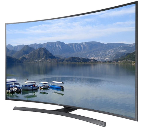 "SAMSUNG UE40JU6500 Smart Ultra HD 4k 40"" Curved LED TV"
