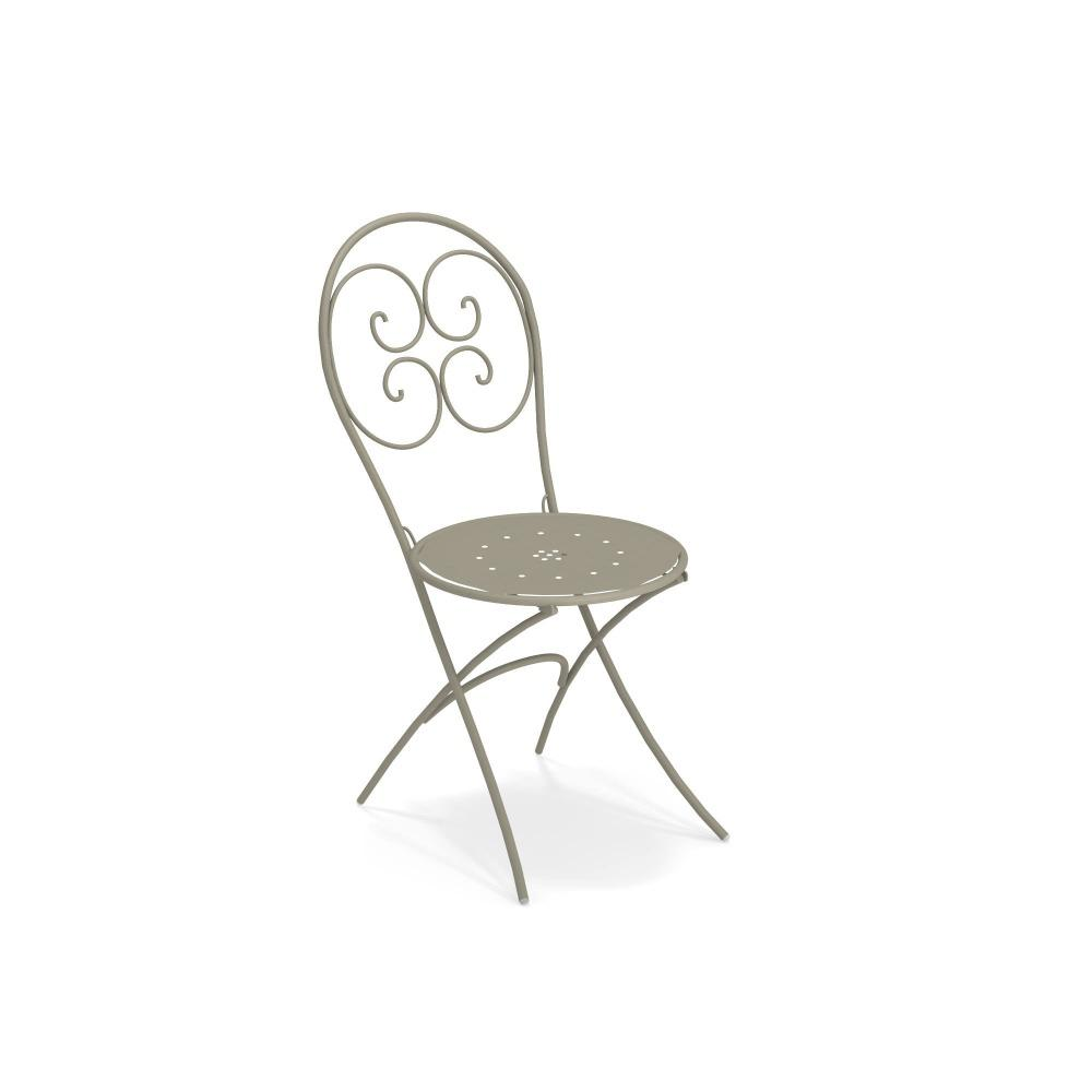 EMU Pigalle Outdoor Folding Chairs (Set of 4)