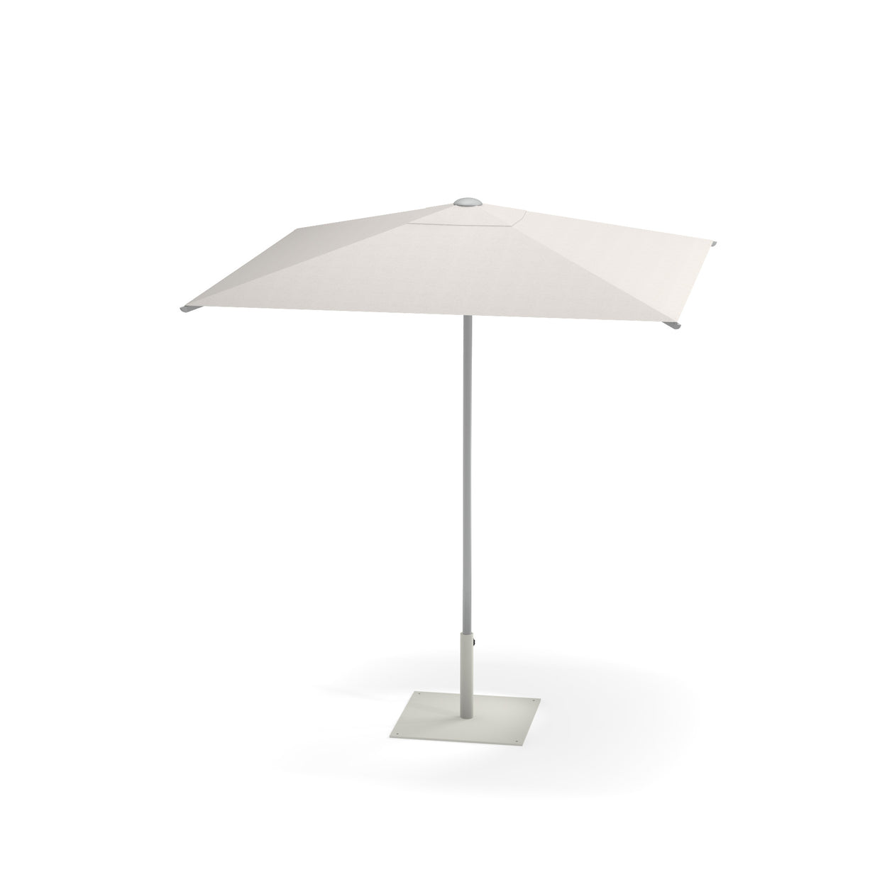 EMU Shade Square Parasol 2x2m and 3x3m