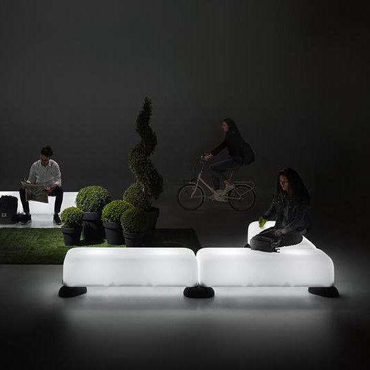 Hire Momo LED Bench
