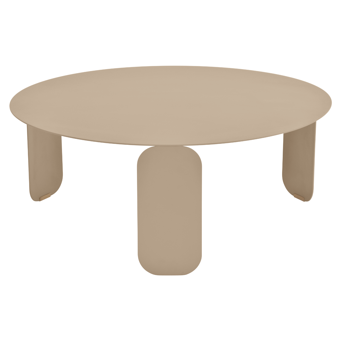 FERMOB Bebop Round Low Table (3 sizes)